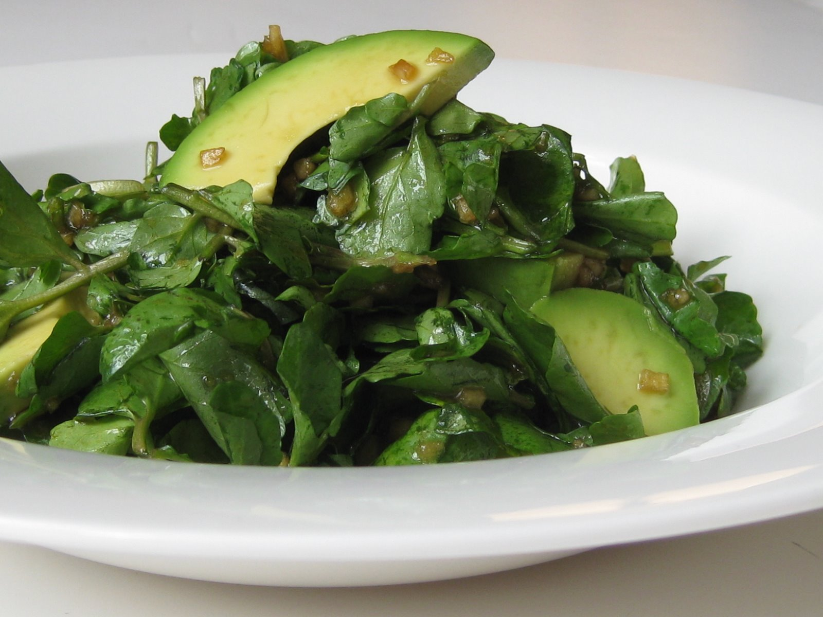 Avocado and Watercress Salad | The Pearl Onion